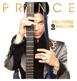 Legacy (LP) Prince - Welcome 2 America (2LP+CD+Bluray/Deluxe edition)