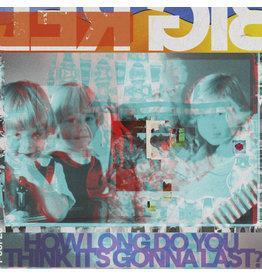 (LP) Big Red Machine - How Long Do You Think It's Gonna Last? (2LP/Black Vinyl)