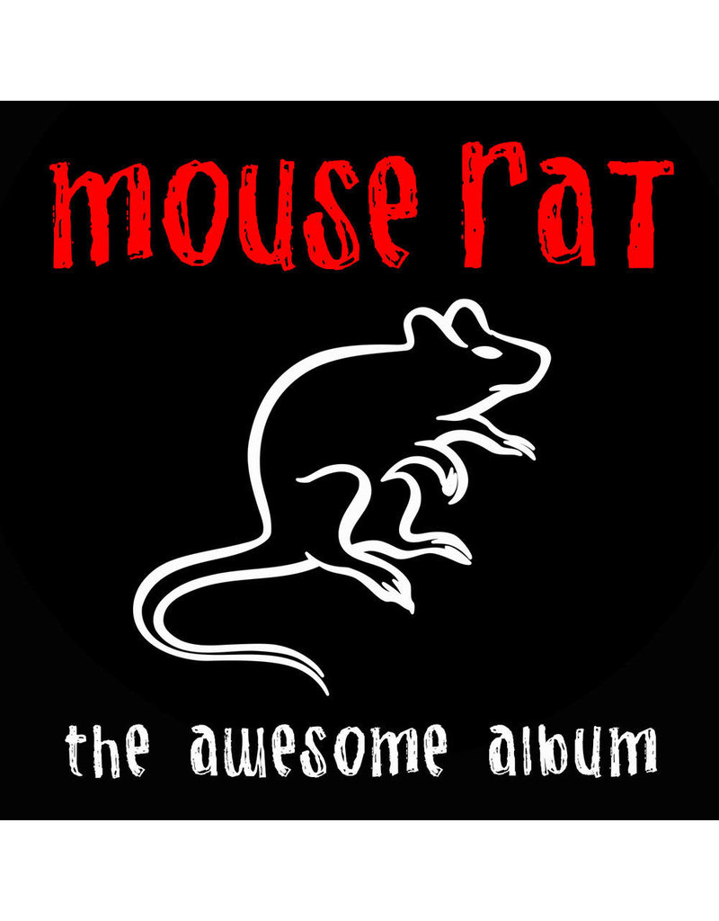 (CD) Mouse Rat - The Awesome Album