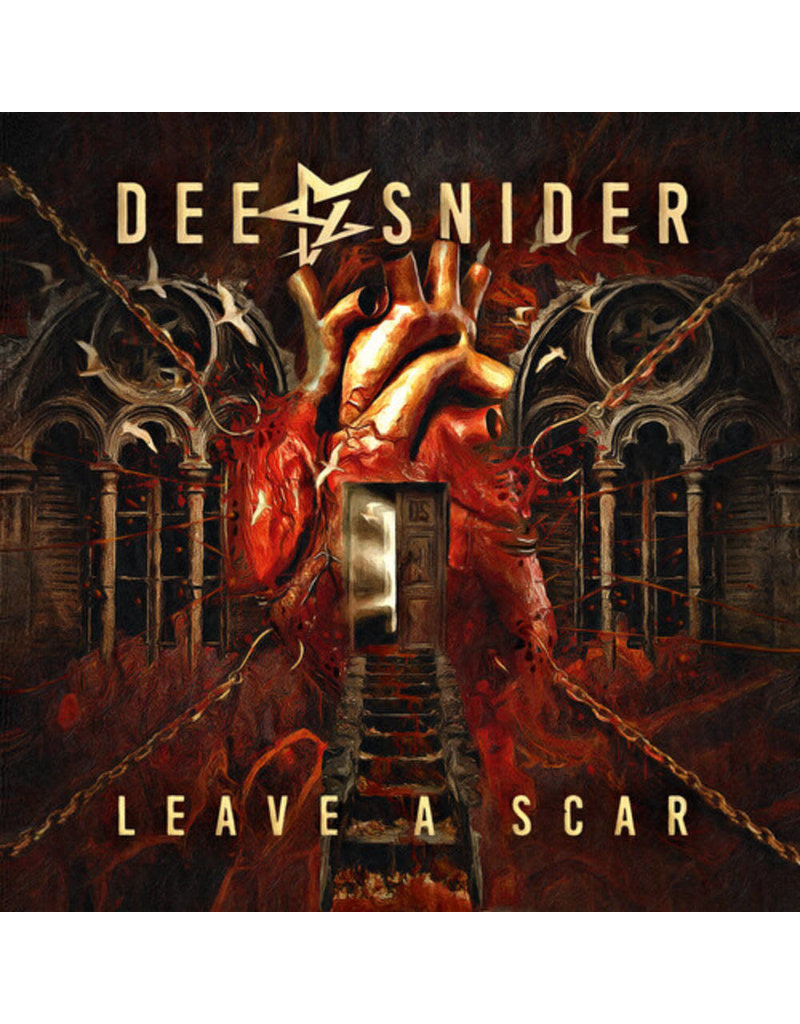 Napalm (CD) Dee Snider - Leave A Scar