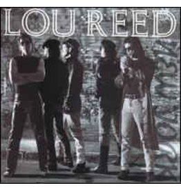 (Used LP) Lou Reed - New York