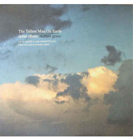 (Used LP) The Tallest Man On Earth – Shallow Grave (568)