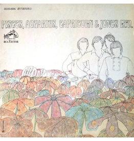 (Used LP) The Monkees – Pisces, Aquarius, Capricorn & Jones Ltd. (568)