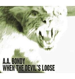 (Used LP) A.A. Bondy – When The Devil's Loose (568)