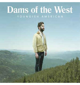 (Used LP) Dams Of The West – Youngish American (568)