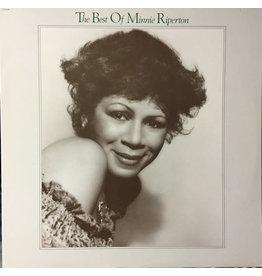 (Used LP) Minnie Riperton – The Best Of Minnie Riperton (568)
