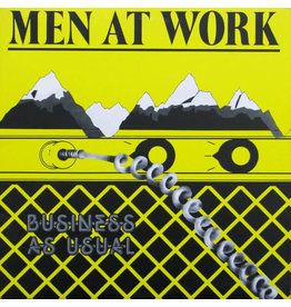 (Used LP) Men At Work – Business As Usual (568)