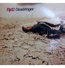 (Used LP) Rjd2 - Deadringer