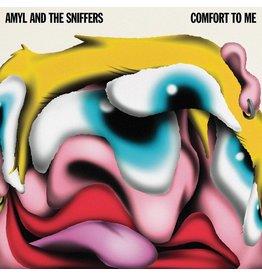 (LP) Amyl & The Sniffers - Comfort To Me (Neon Orange/Indie Exclusive)