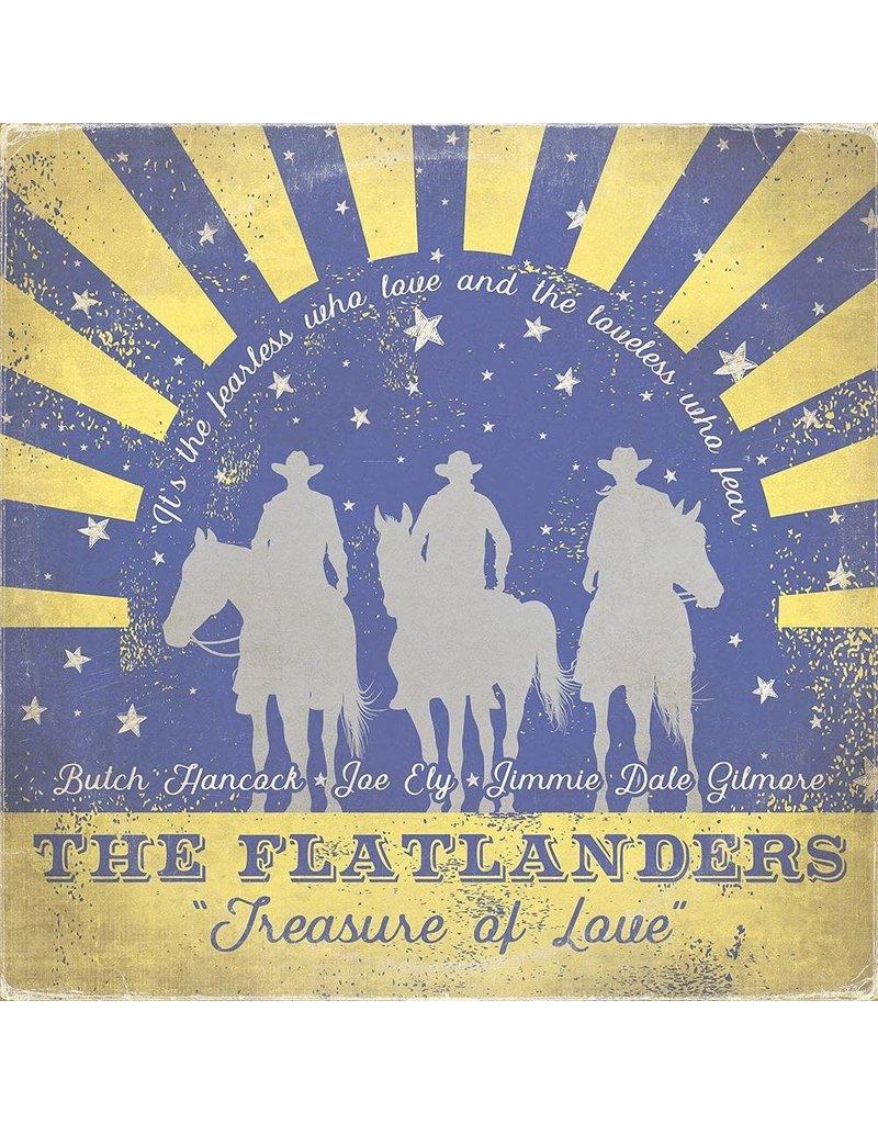 (CD) Flatlanders - Treasure Of Love
