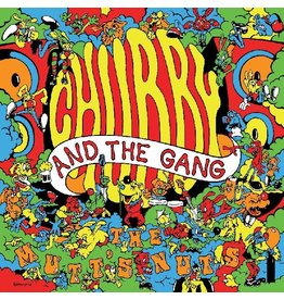 (LP) Chubby and The Gang - The Mutt's Nuts (Indie: Translucent Orange Vinyl)
