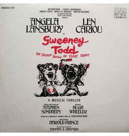 usedvinyl (Used LP)  Soundtrack - Sweeney Todd: The Demon Barber Of Fleet Street (1979) (568) SOLD