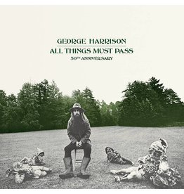(LP) George Harrison - All Things Must Pass (5LP/180g/Deluxe Box Set Edition)