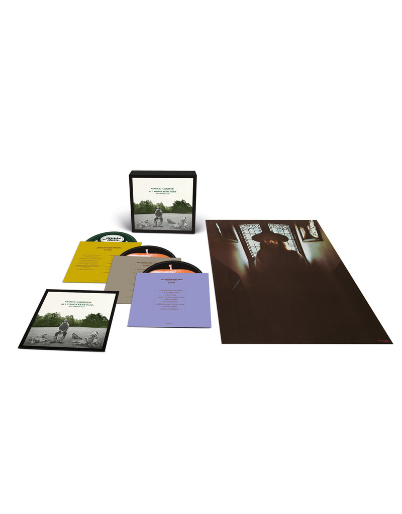 (CD) George Harrison - All Things Must Pass (3CD Deluxe Edition)