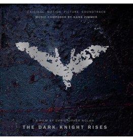 (LP) Soundtrack - Hans Zimmer - The Dark Knight Rises (Flaming coloured vinyl)