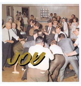 (LP) IDLES - Joy As An Act Of Resistance (Translucent Magenta Vinyl)