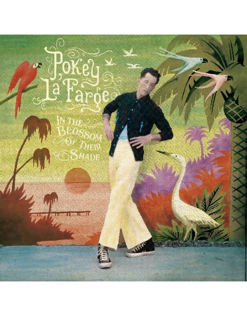 (CD) Pokey LaFarge - In The Blossom of Their Shade