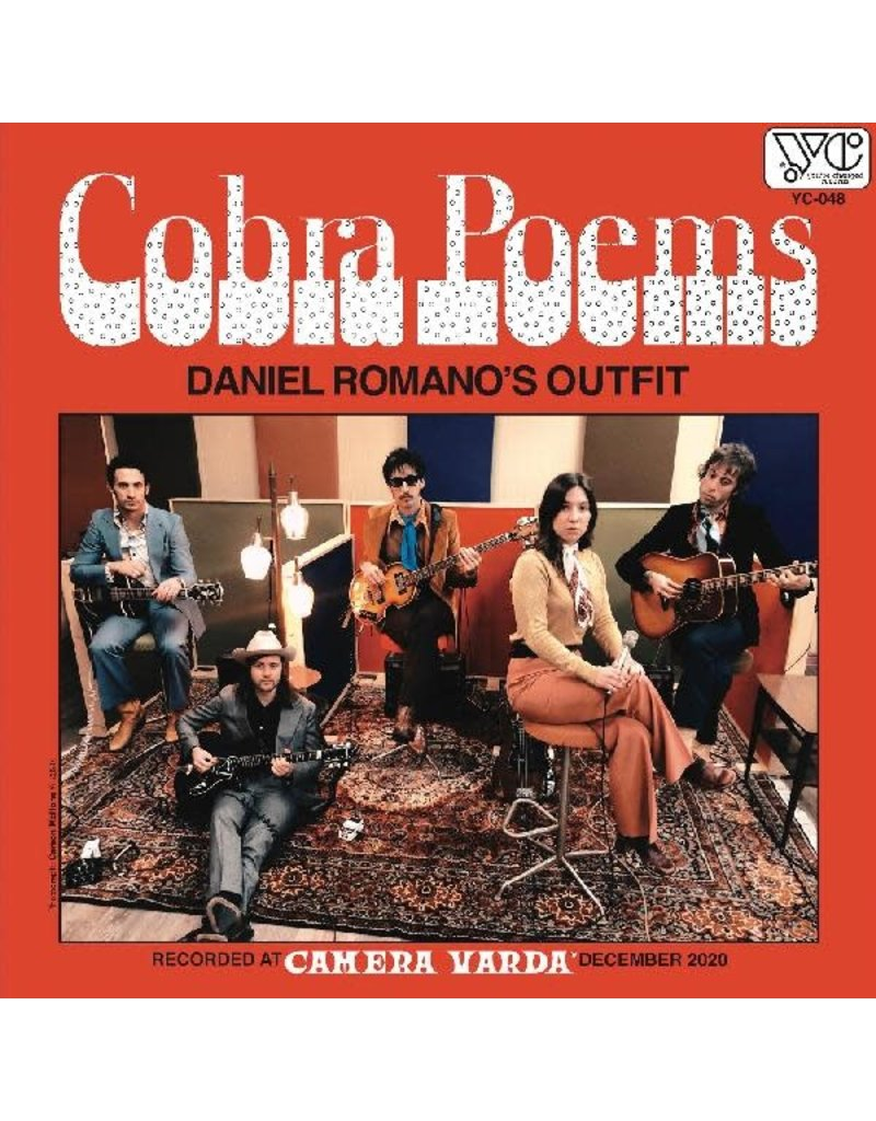 (CD) Daniel Romano - Cobra Poems