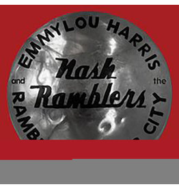 (LP) Emmylou Harris And The Nash Ramblers - Ramble In Music City: The Lost Concert (1990)