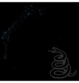 Blackened (CD) Metallica - Self Titled (Remastered) (Deluxe 3CD)
