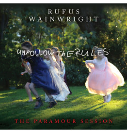 (LP) Rufus Wainwright - Unfollow The Rules (The Paramour Session)
