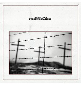 (CD) The Killers - Pressure Machine