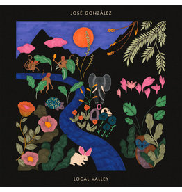 Mute (LP) Jose Gonzalez - Local Valley (Standard)