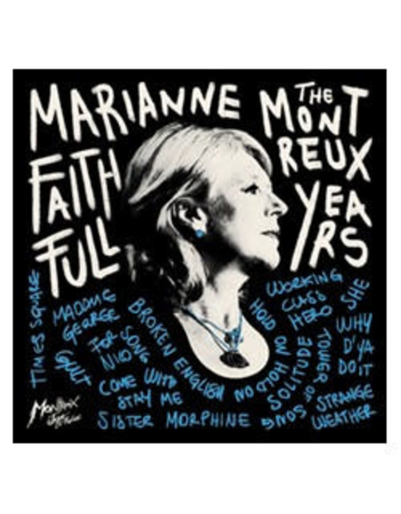 (CD) Marianne Faithfull - Marianne Faithfull: The Montreux Years