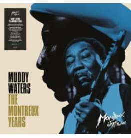(LP) Muddy Waters - Muddy Waters: The Montreux Years (2LP)