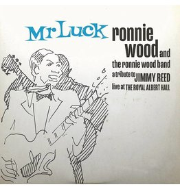 (LP) Ronnie Wood - Mr. Luck - A Tribute to Jimmy Reed: Live at the Royal Albert Hall [Indie Exclusive Limited Edition Blue 2LP]