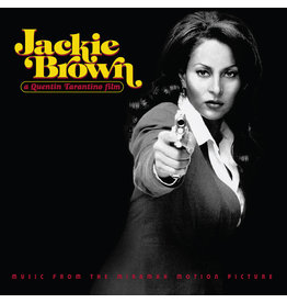 (LP) Soundtrack - Jackie Brown: Music From The Miramax Motion Picture (Blue)