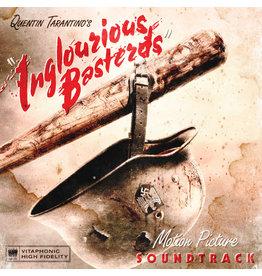 (LP) Soundtrack - Quentin Tarantino - Inglourious Basterds
