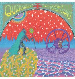 (LP) Quicksand - Distant Populations (Indie: Purple Vinyl)