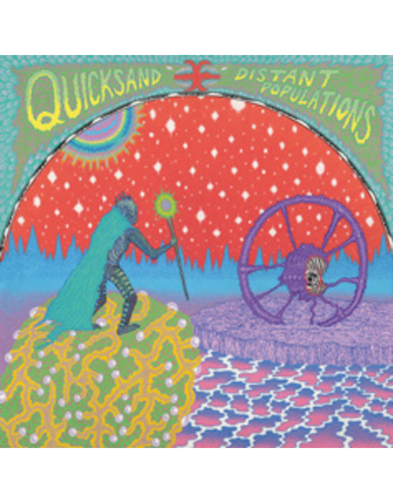(CD) Quicksand - Distant Populations