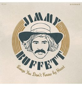 Mailboat (LP) Jimmy Beffett - Songs You Don't Know By Heart (2LP/Blue)