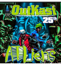 Arista (LP) Outkast - ATLiens (2LP 25th Anniversary Deluxe Edition))