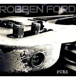 (LP) Robben Ford - Pure (Ltd Edition Red Vinyl)