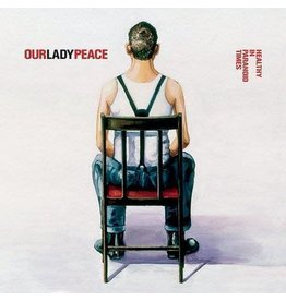 (LP) Our Lady Peace - Healthy In Paranoid Times (Opaque White)