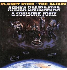 Tommy Boy (LP) Afrika Bambaataa - Planet Rock - The Album (splatter)