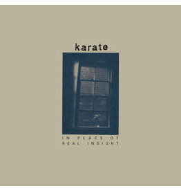 (LP) Karate - In Place Of Real Insight (gold martini)