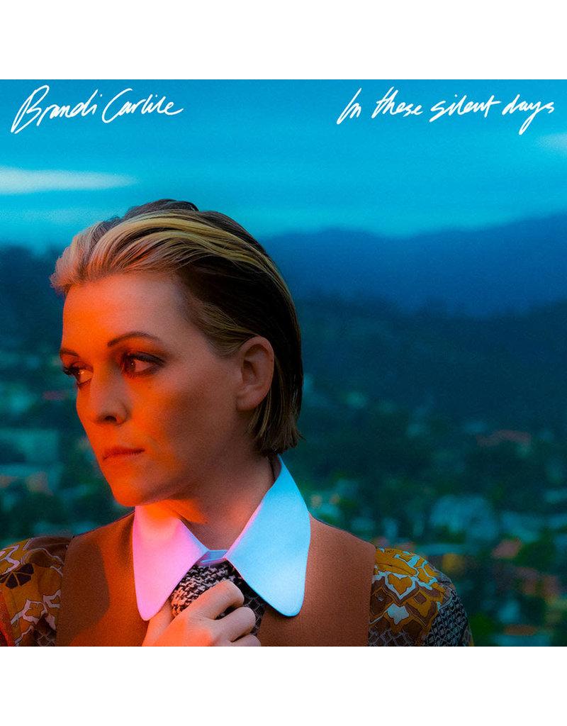 Elektra (LP) Brandi Carlile - In These Silent Days (Gold Vinyl)