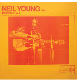 Reprise (LP) Neil Young - Carnegie Hall 1970