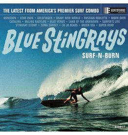 Epitone (LP) Blue Stingrays - Surf-n-Burn (blue-indie exclusive)