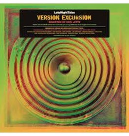 Late Night Tales (LP) Don Letts - Late Night Tales Presents Version Excursion (2LP-180g/green)
