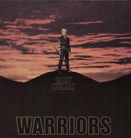 (LP) Gary Numan - Warriors (Orange Vinyl)