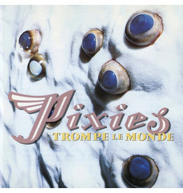 (LP) Pixies - Trompe Le Monde (green/30th Anniversary edition)