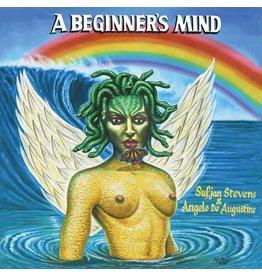 ASTHMATIC KITTY (LP) Sufjan Stevens  & Angelo De Augustine - A Beginner's Mind (Gold Vinyl)