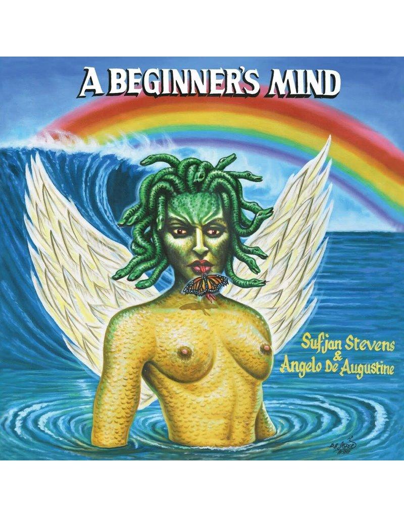 ASTHMATIC KITTY (CD) Sufjan Stevens  & Angelo De Augustine - A Beginner's Mind