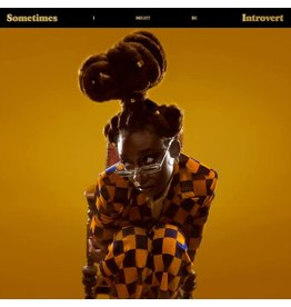 (LP) Little Simz - Sometimes I Might Be Introvert (Milky Clear Vinyl)
