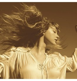 (LP) Taylor Swift - Fearless (Taylor's Version) (3LP)